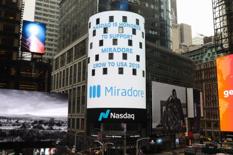 Miradore-Nasdaq-Grow-to-USA