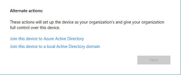 Enrolling devices using Azure AD – Miradore Support