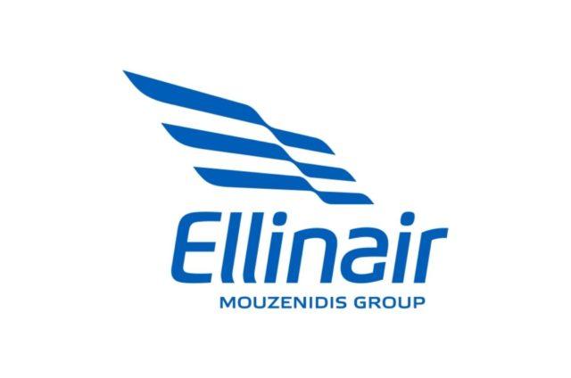 Ellinair logo for quote