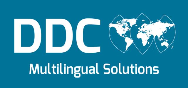 DDC Multilingual Solutions logo